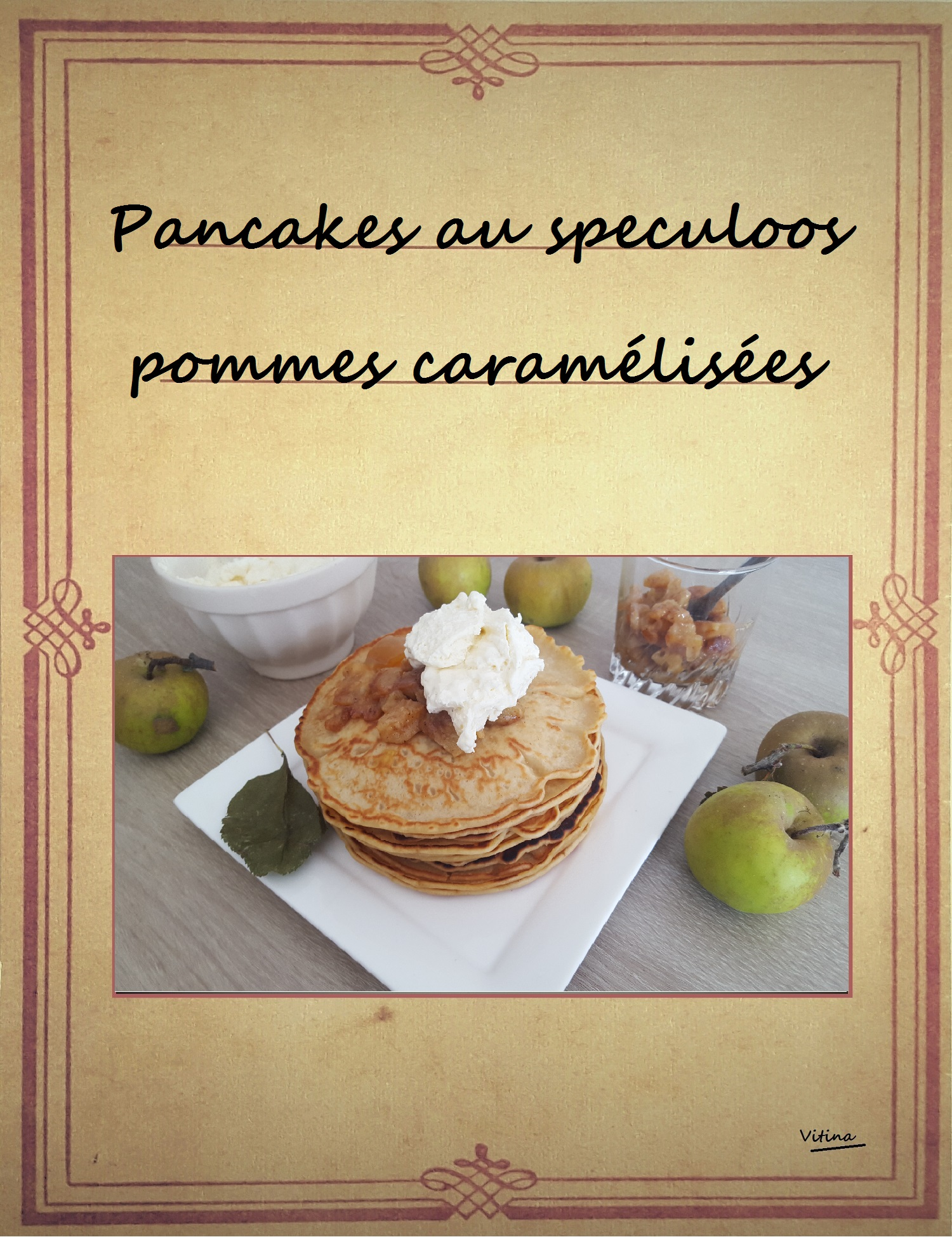 pancakes-speculoos-et-pommes-caramelisees